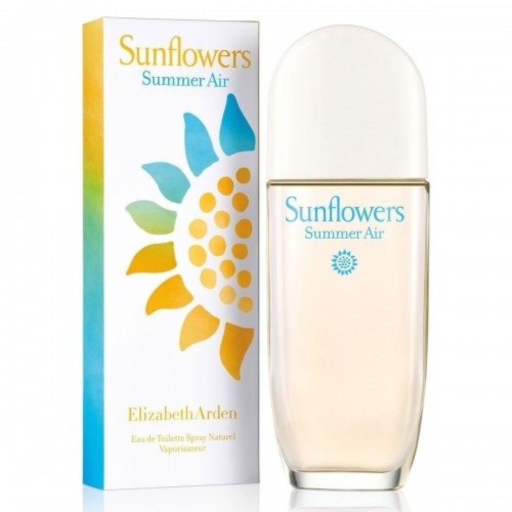 Elizabeth Arden Sunflowers Summer Air Eau de Toilette 100ml خبير العطو