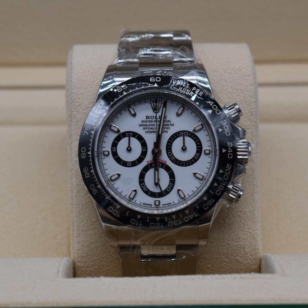 Rolex Cosmograph Daytona Watch Oystersteel