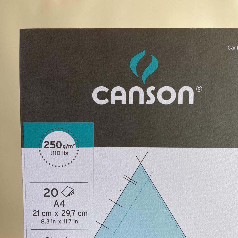 Canson Bristol -A4