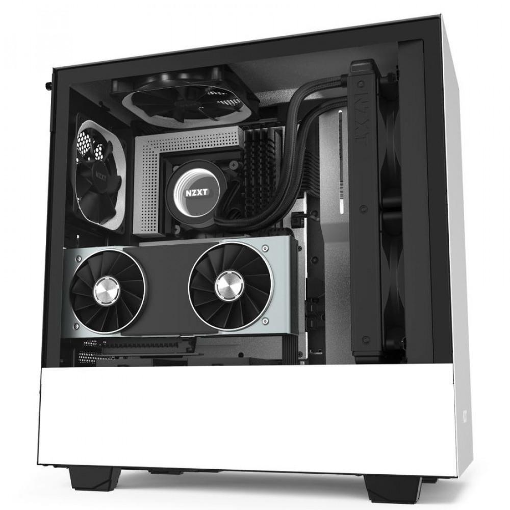 NZXT H510i White