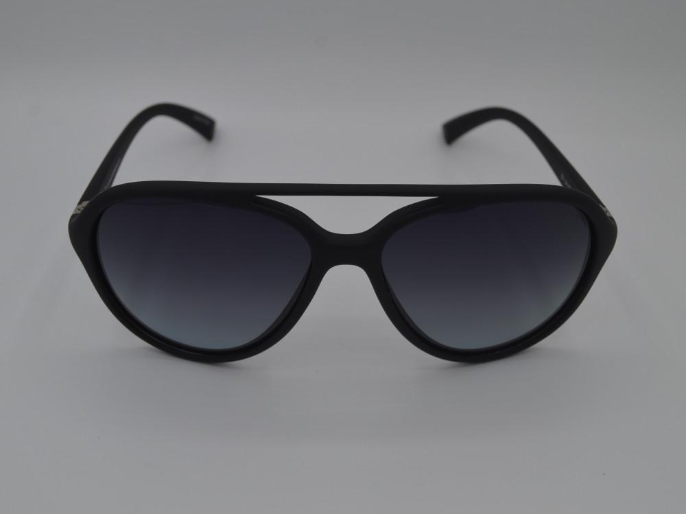 جي كي jk نظارات شمسية رجالي لون أسود لون العدسة أسود C4
