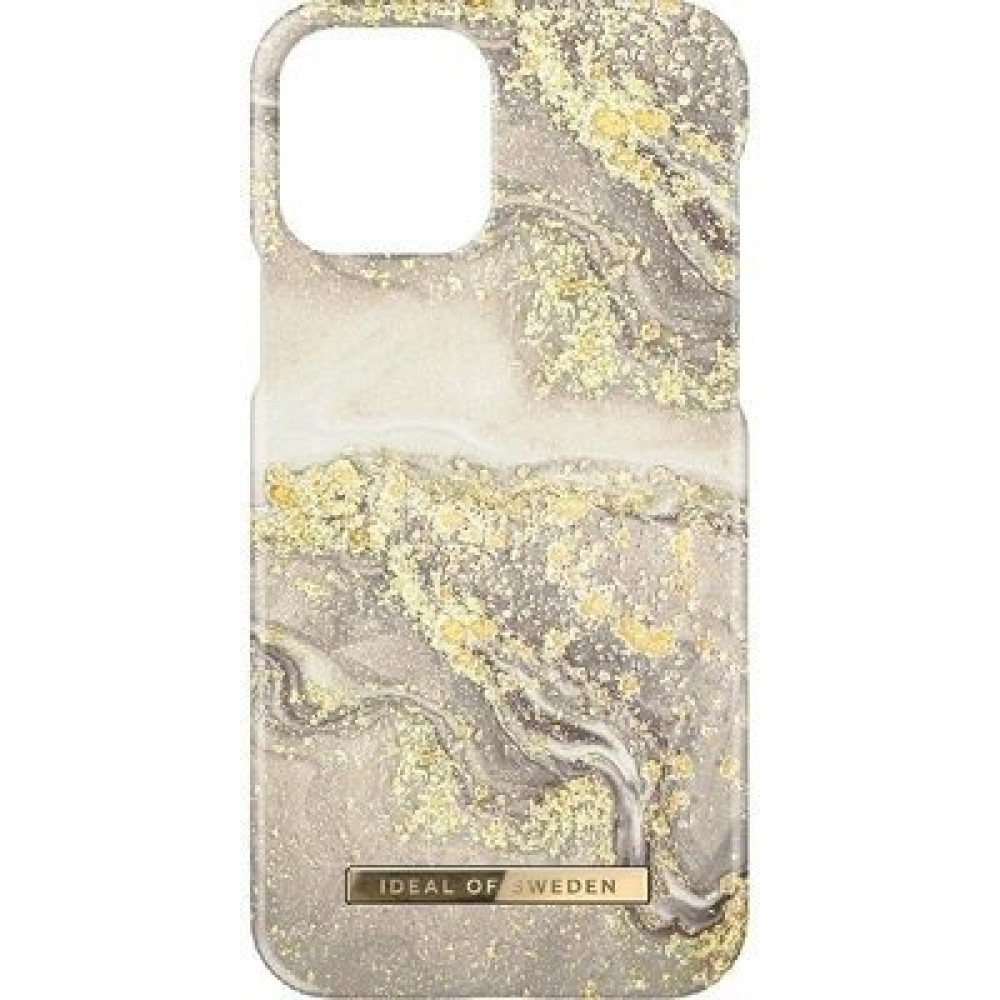 Sparkle Greige Marble iDeal of sweden iphone