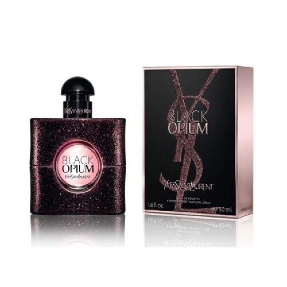 Yves Saint Laurent Black Opium Eau de Toilette 50ml متجر خبير العطور