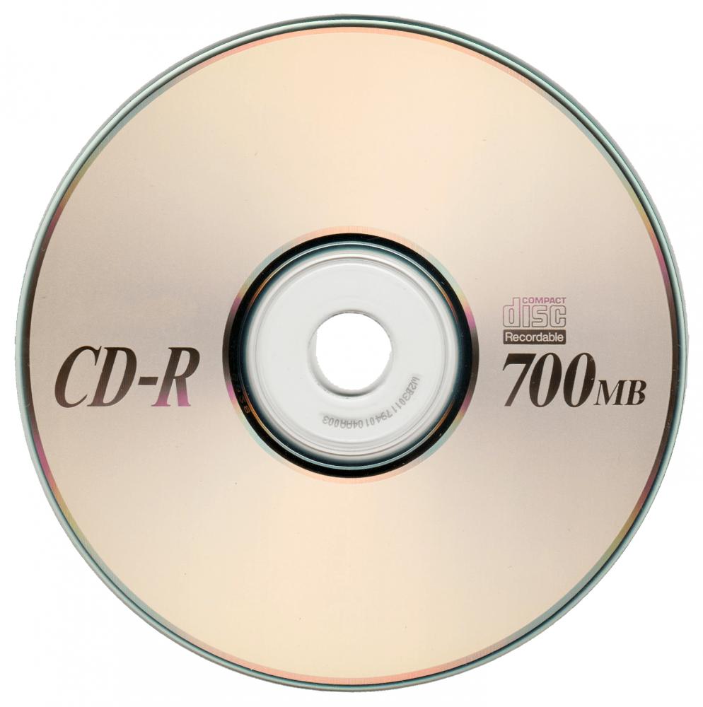 Blank CD-R Disc