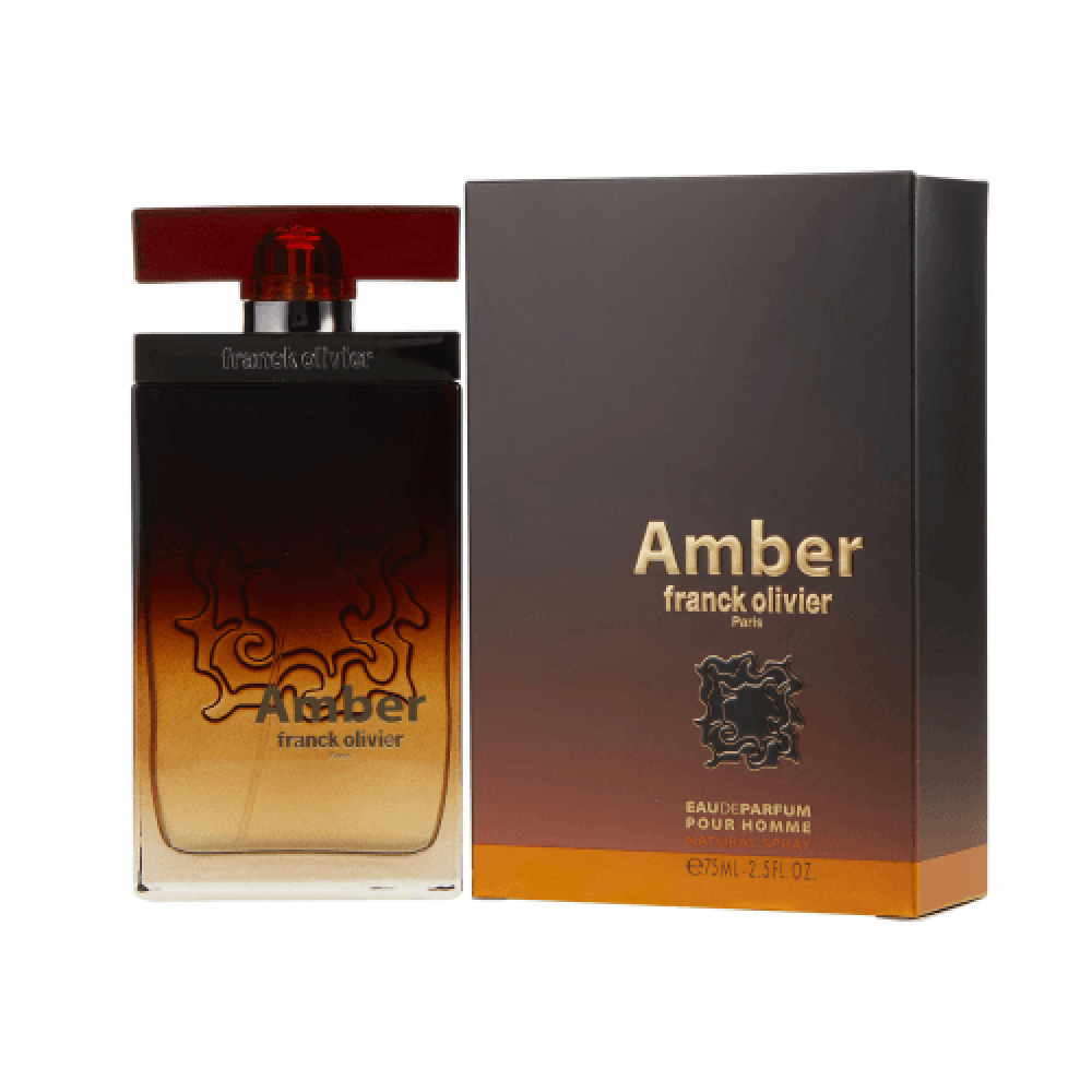 Franck Olivier Amber Eau de Parfum 75ml متجر خبير العطور