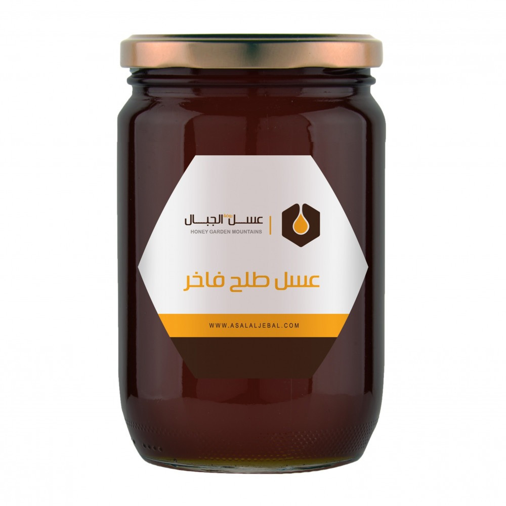 عسل طلح فاخر بلدي