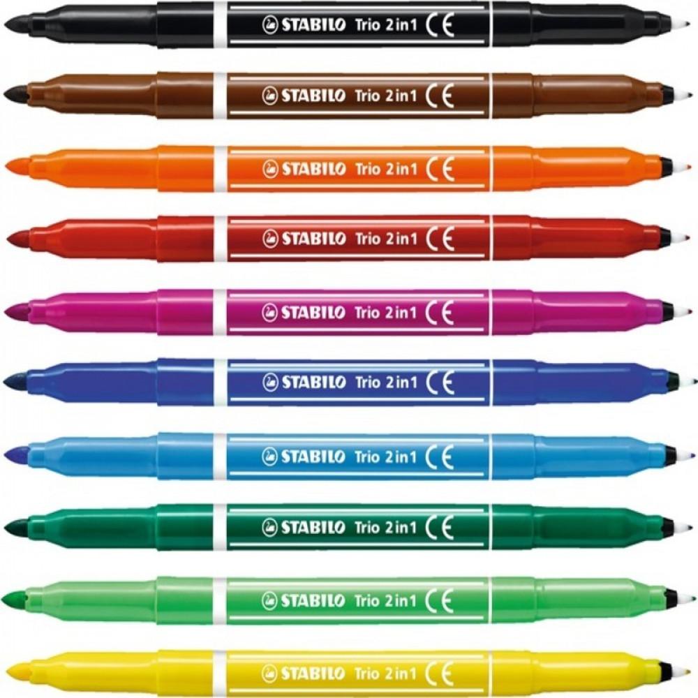 ستابيلو, الوان, Fibre-Tip Pens, STABILO