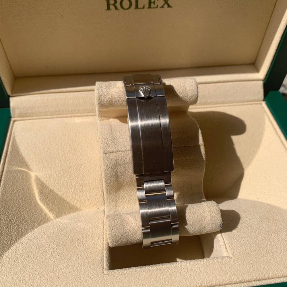 ساعة رولكس صبمارينر ديت الأصلية الفاخرة مستخدمة 116610
