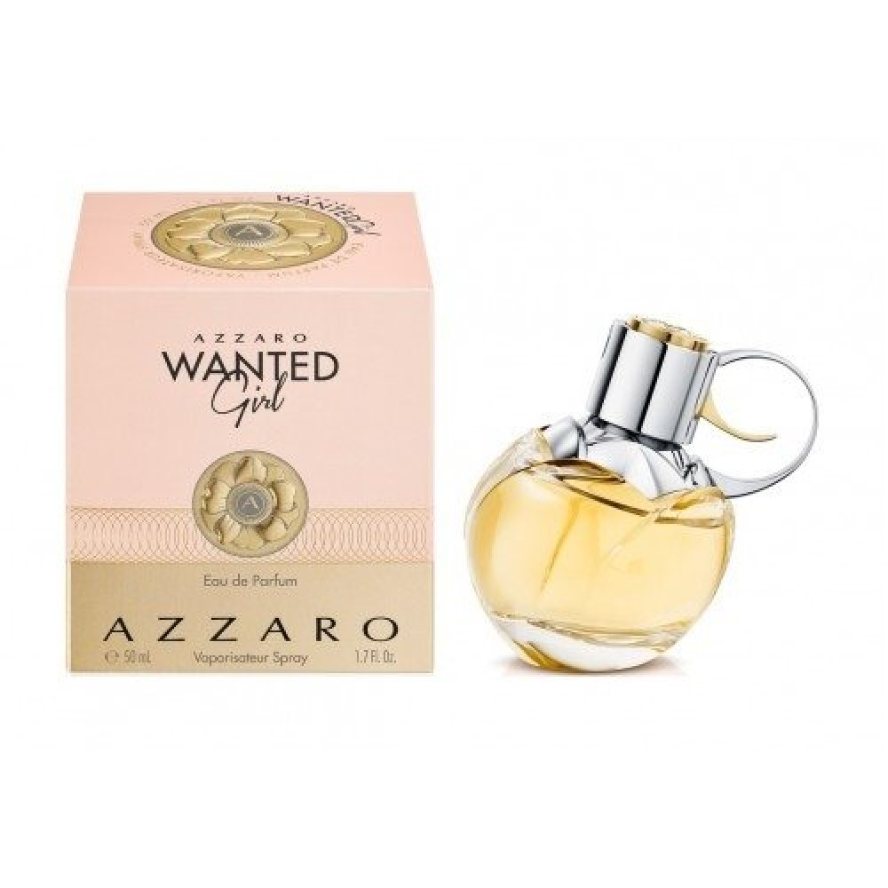 Azzaro Wanted Girl Eau de Parfum 50ml خبير العطور