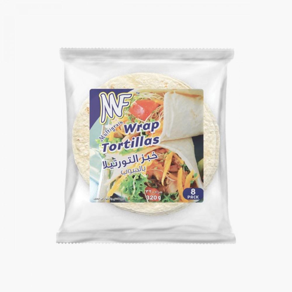 MF Holland Tortillas Multigrain ام اف هولاند خبز التورتيلا بالحبوب