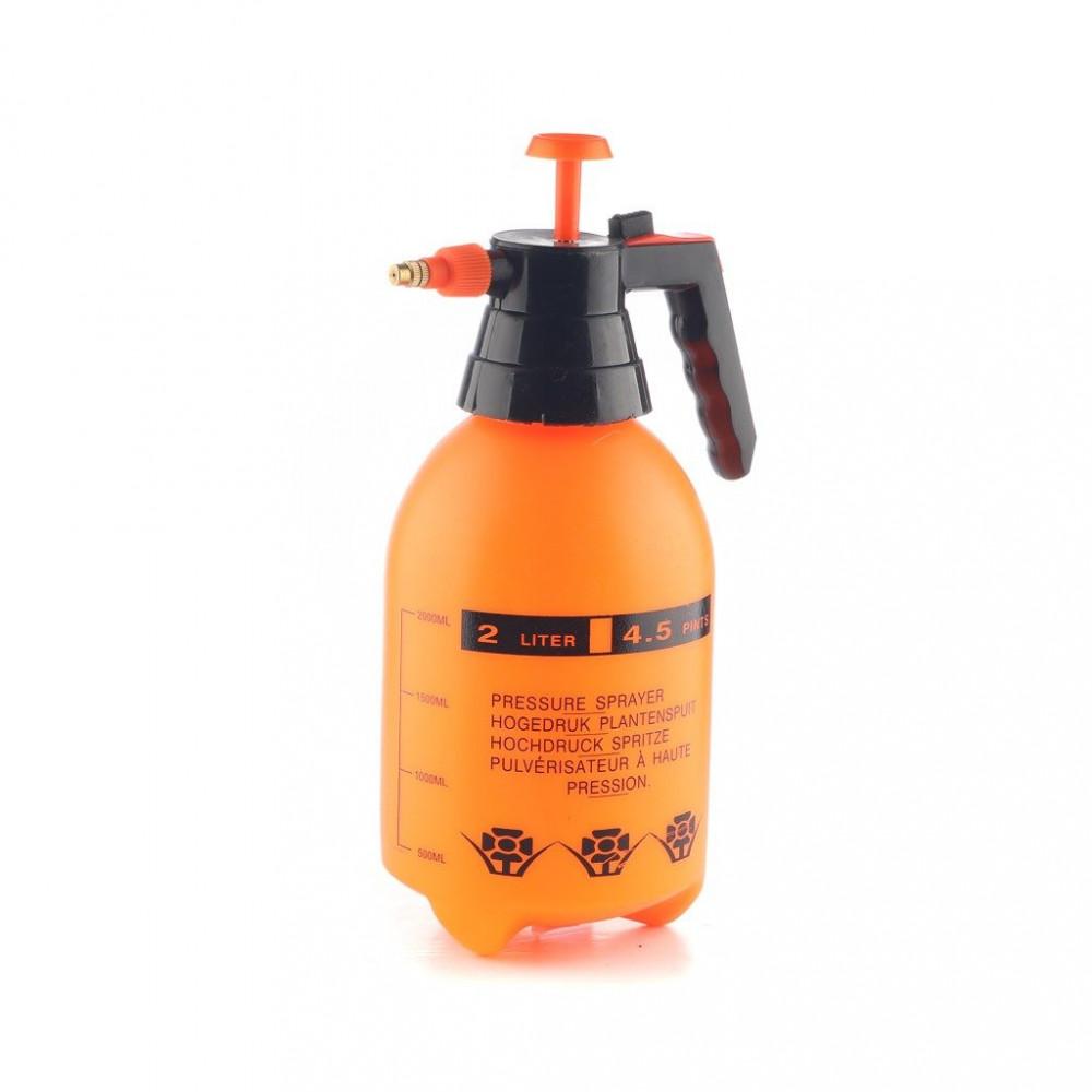 شطاف - بخاخ ماء برتقالي 2 لتر