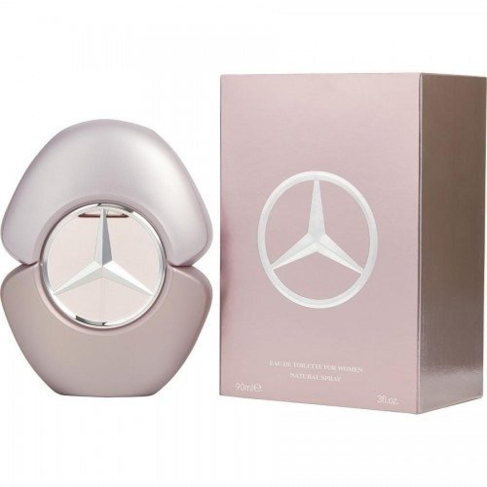 Mercedes Benz for Women Eau de Toilette 90ml خبير العطور