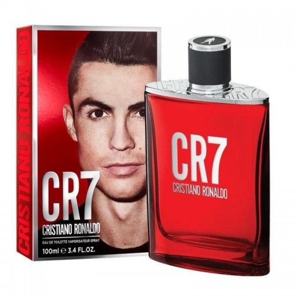 Cristiano Ronaldo Cr7 Eau de Toilette 100ml خبير العطور