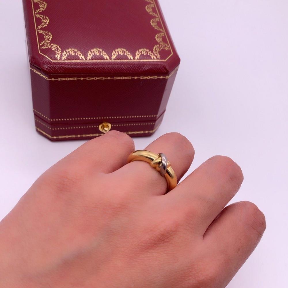 خاتم كارتييه ذهب الأصلي