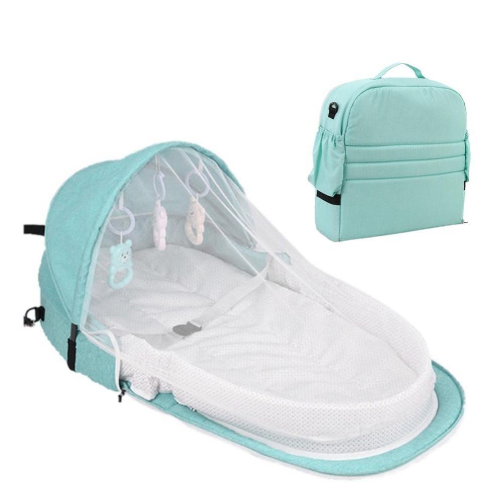 حقيبة وسرير السفر المحمول للأطفال