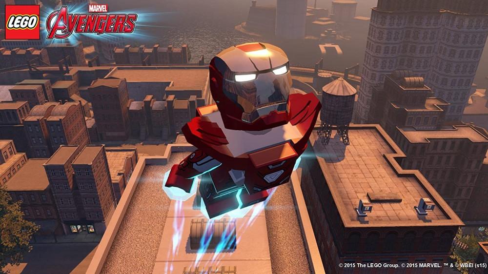 LEGO Marvel Avengers -PS4