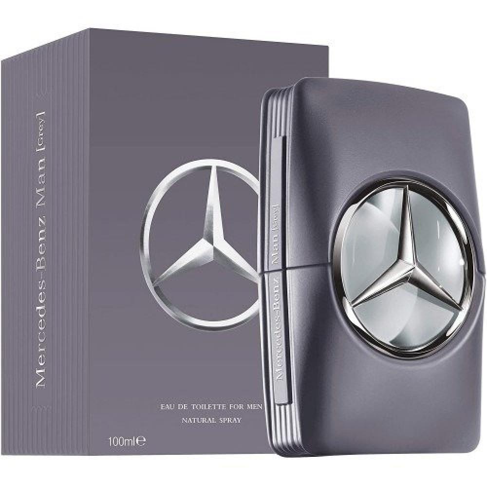 Mercedes Benz Man Grey Eau de Toilette 100ml خبير العطور