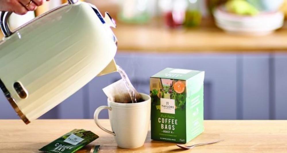 تايلورز ريتش ايتاليان اكياس قهوة مطحونة