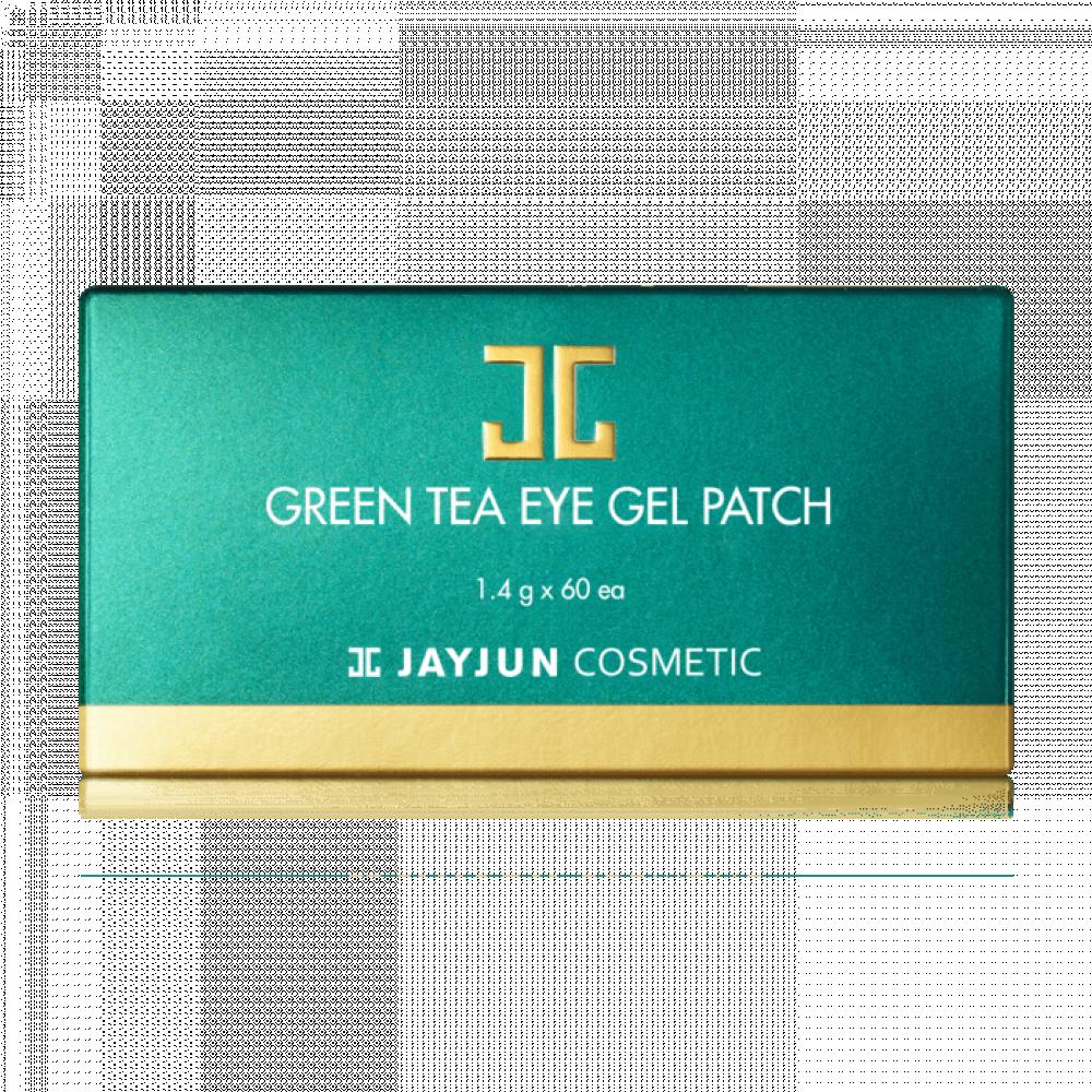 لصقات جايجون للعين بالشاي الأخضر