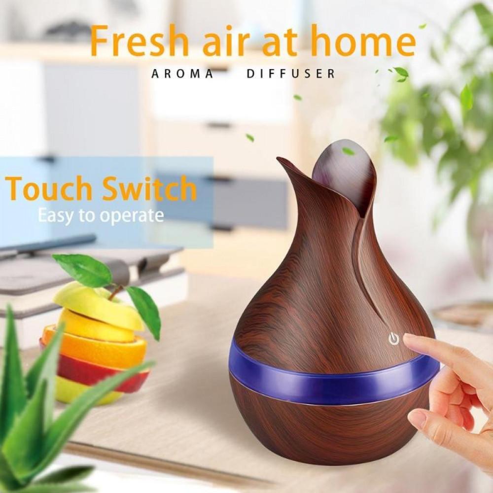 فواحة وملطف هواء للروائح العطرية تعمل بالموجات فوق الصوتية