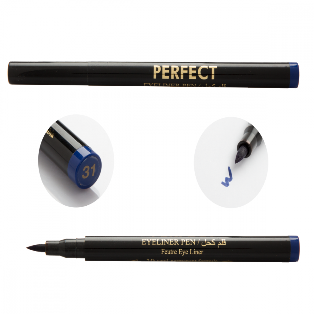 PERFECT Eyeliner Liquid Pen No-31