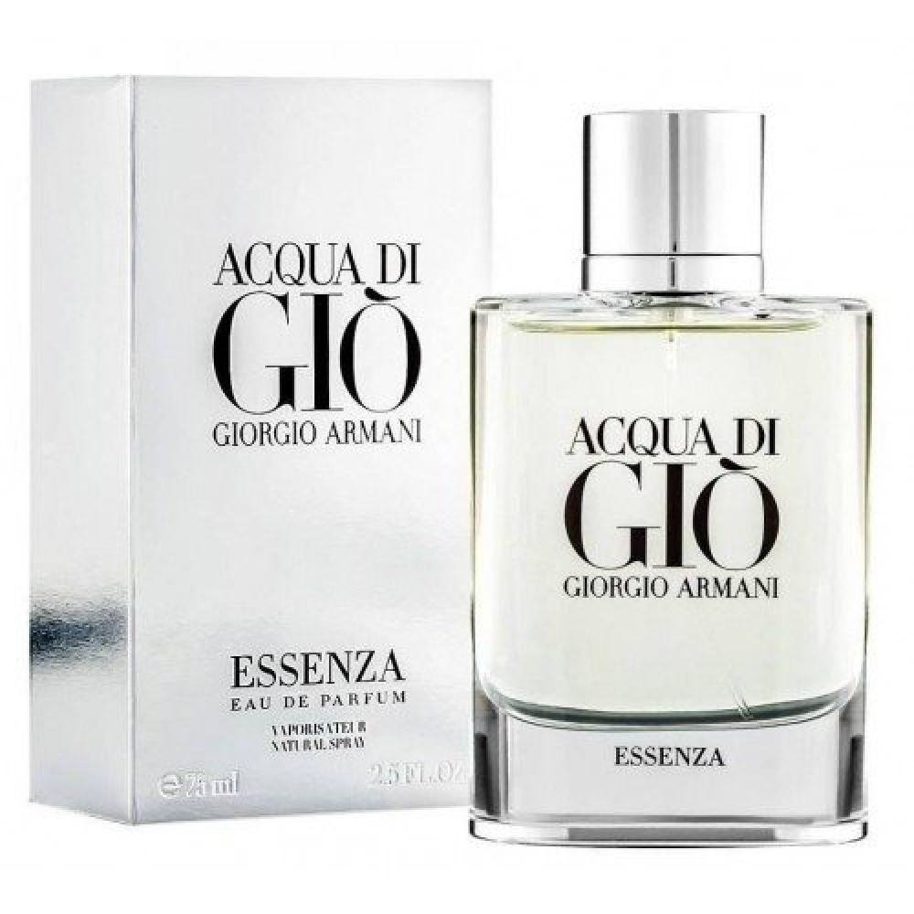 Armani Aqua Di Gio Essenza for Men Eau de Parfum 100ml خبير العطور