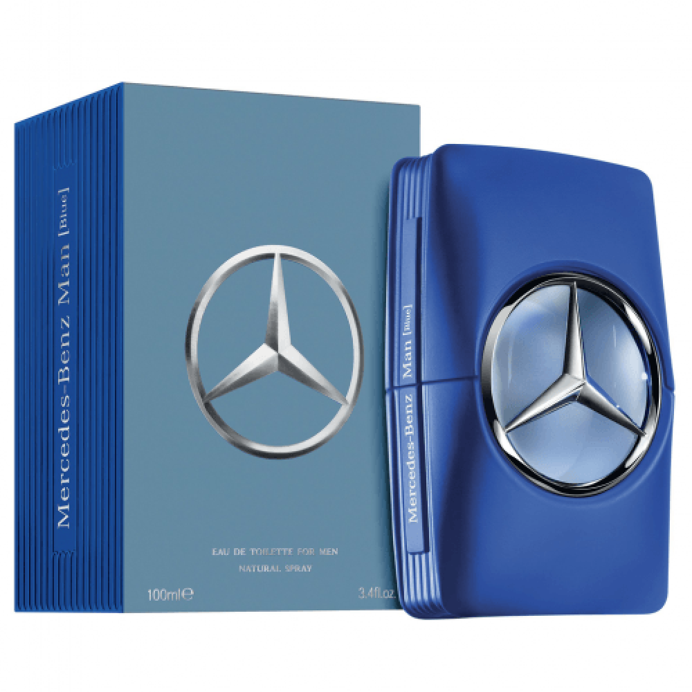 Mercedes Benz Man Blue Eau de Toilette 100ml خبير العطور