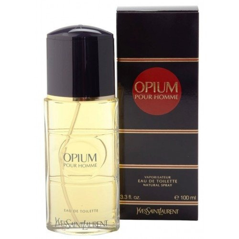 Yves Saint Laurent Opium for Men Eau de Toilette 100ml خبير العطور