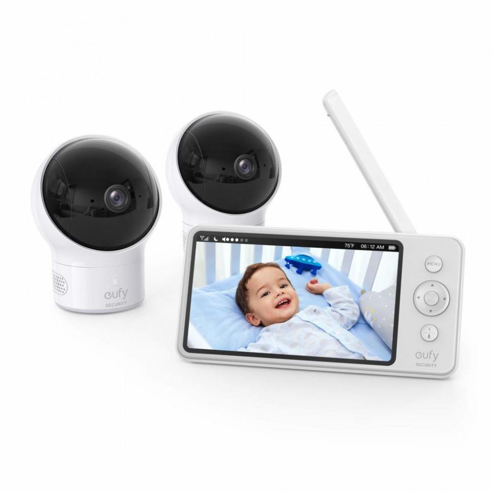 كاميرا مراقبة الاطفال عن طريق الجوال