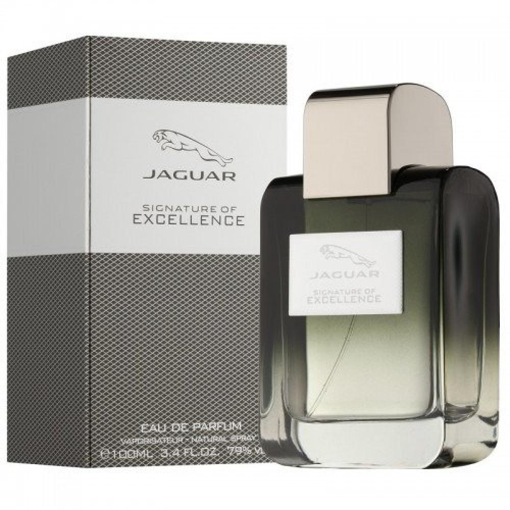 Jaguar Signature of Excellence Eau de Parfum 100ml خبير العطور