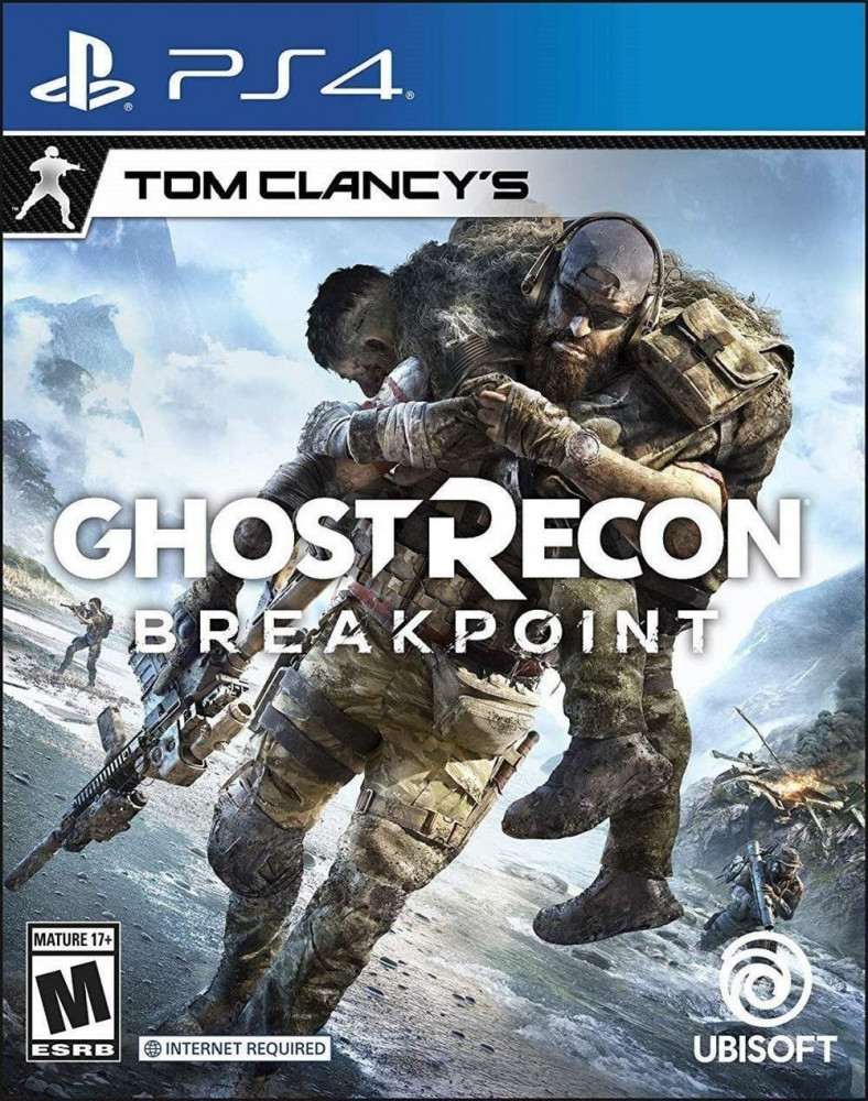 Tom Clancys Ghost Recon Breakpoint - PlayStation 4