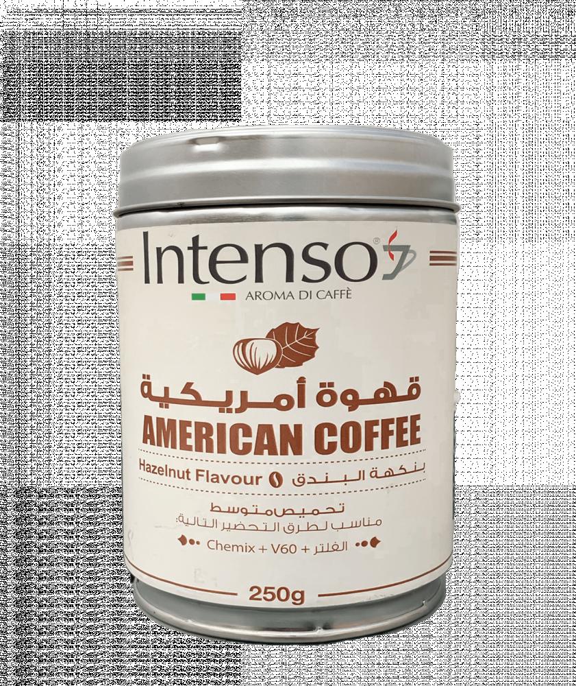 بياك-انتينسو-قهوة-امريكية-بندق-قهوة-عالمية