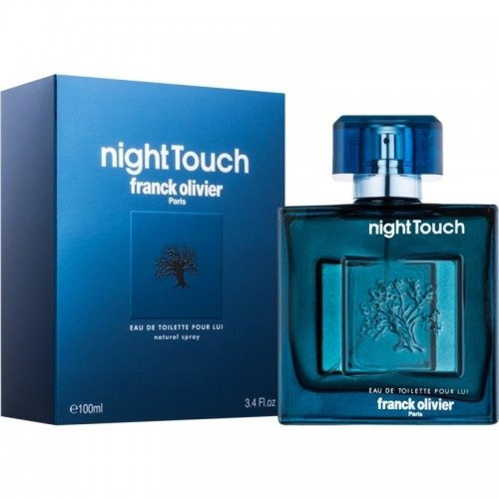 Franck Olivier Night Touch Eau de Toilette 100ml متجر خبير العطور