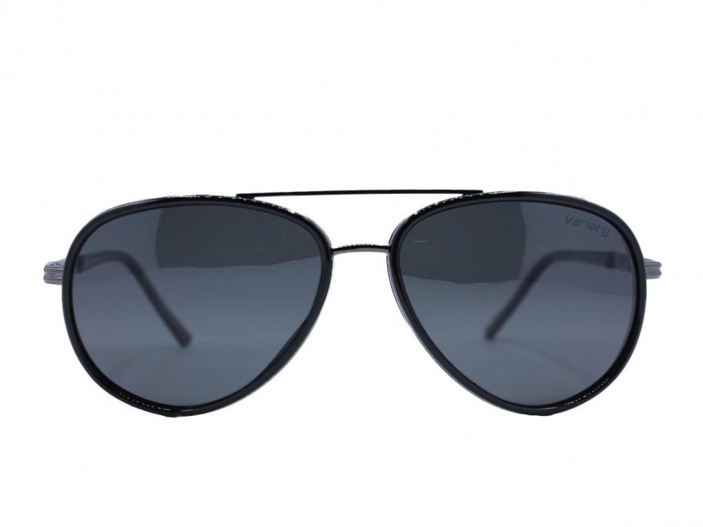 نظاره شمسية بيضاوي  من ماركة VARAIETY لون العدسة اسود
