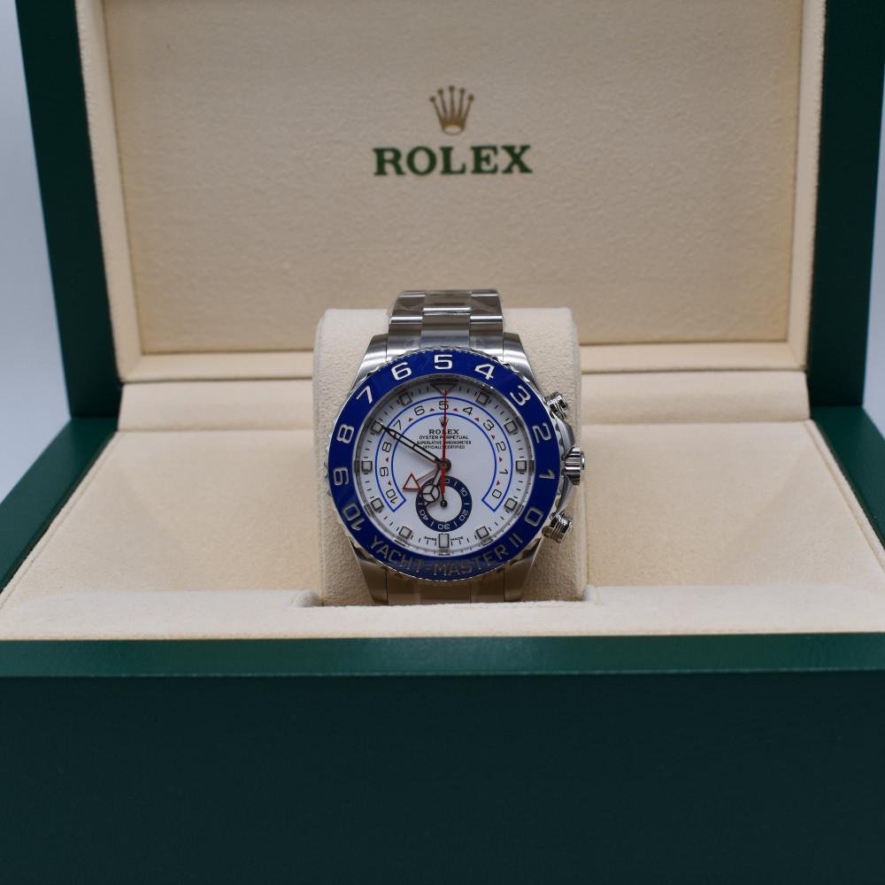ساعة رولكس اويستر بربتشوال يخت ماستر الاصلية