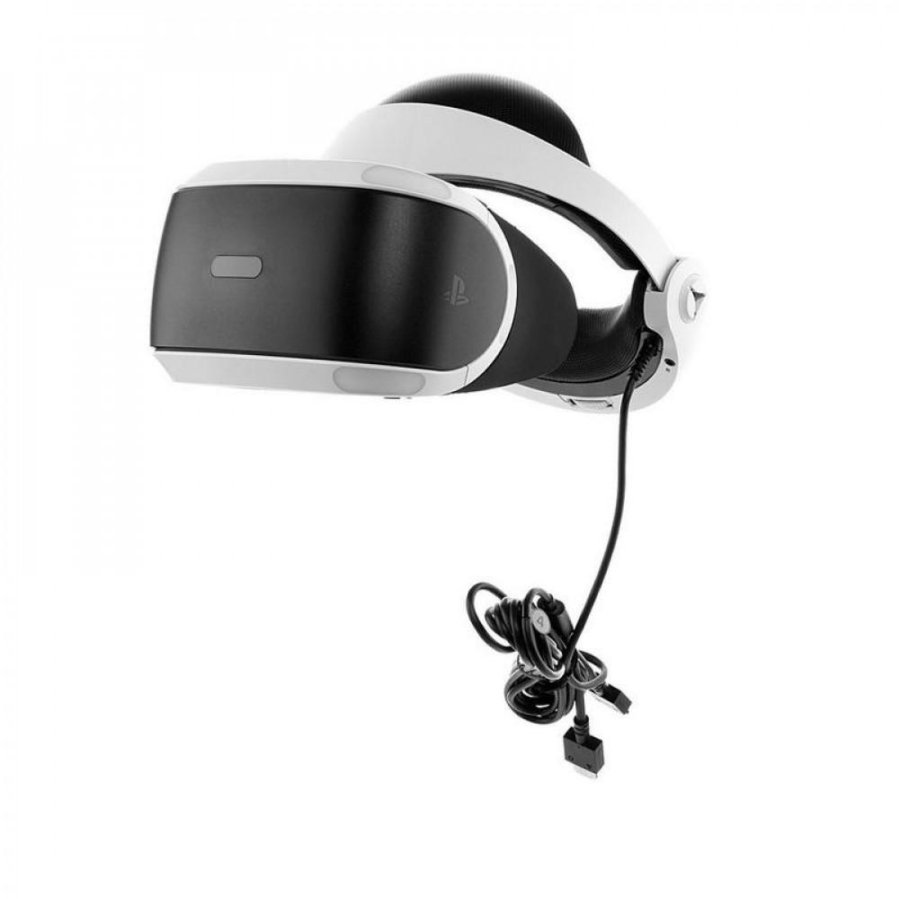 نظارة بلايستيشن VR للواقع الافتراضي لعبة PlayStation VR سوني نظارات