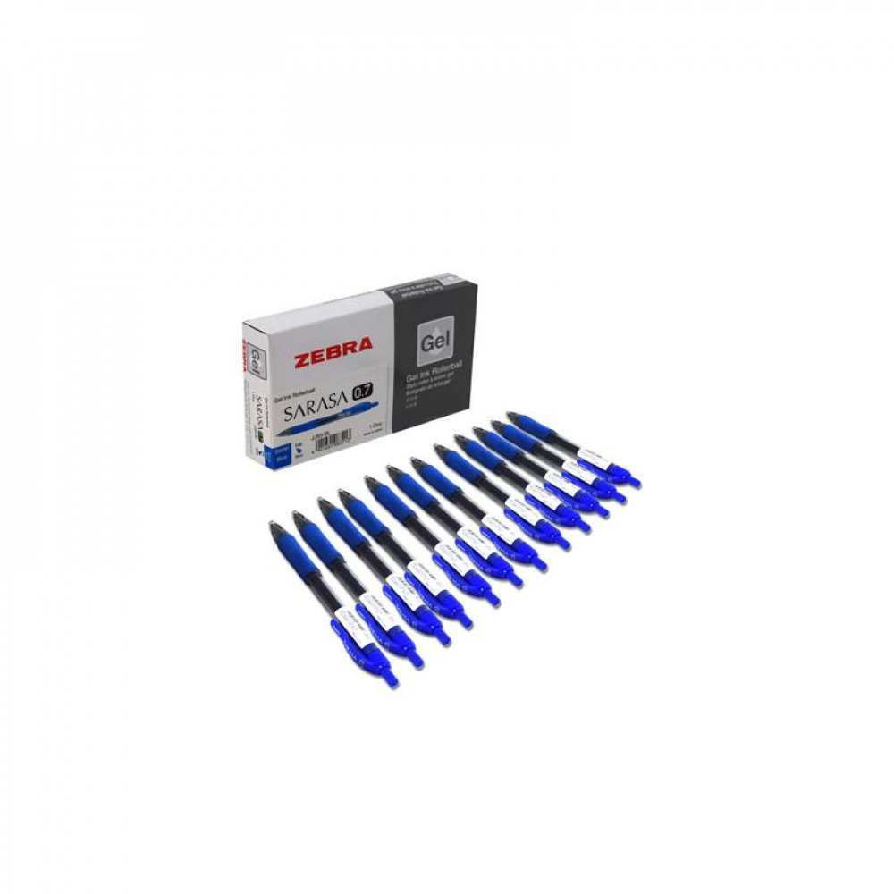 SARASA Clip, ZEBRA, Pens, اقلام جيل , ساراسا, زيبرا, قلم أزرق