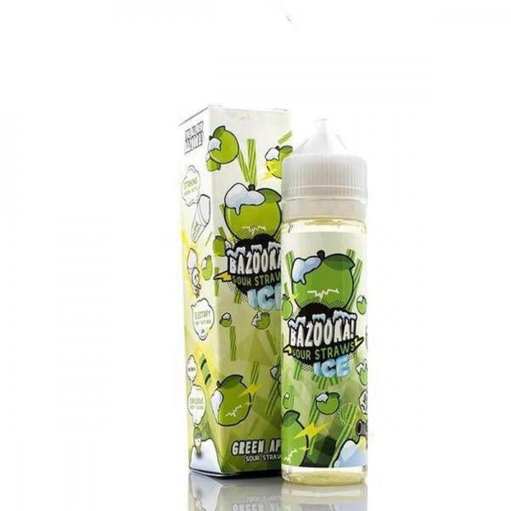 نكهة بازوكا ايس التفاح الاخضر BAZOOKA GREEN APPLE ICE