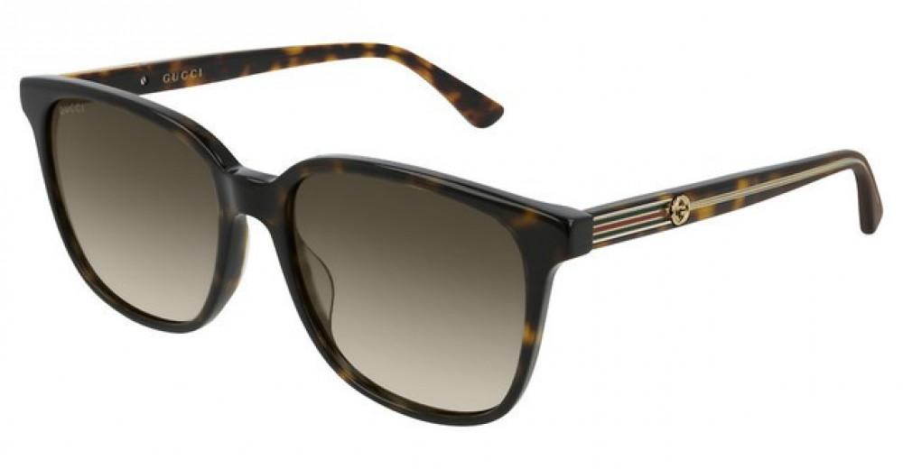 نظارة قوتشي شمسية موديل GG0376S-002