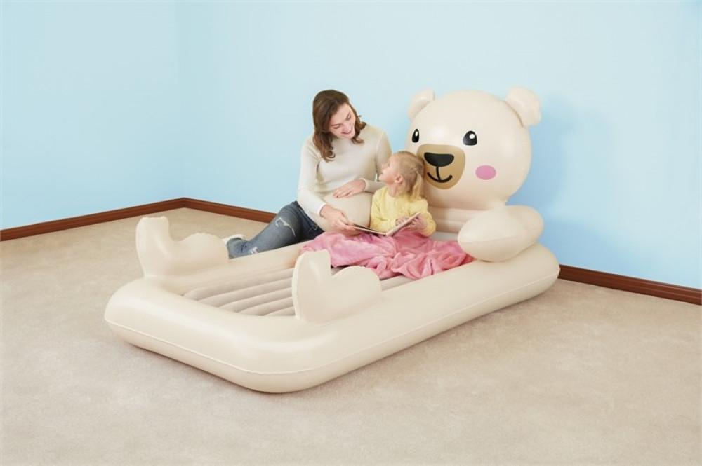 سرير اطفال هوائي