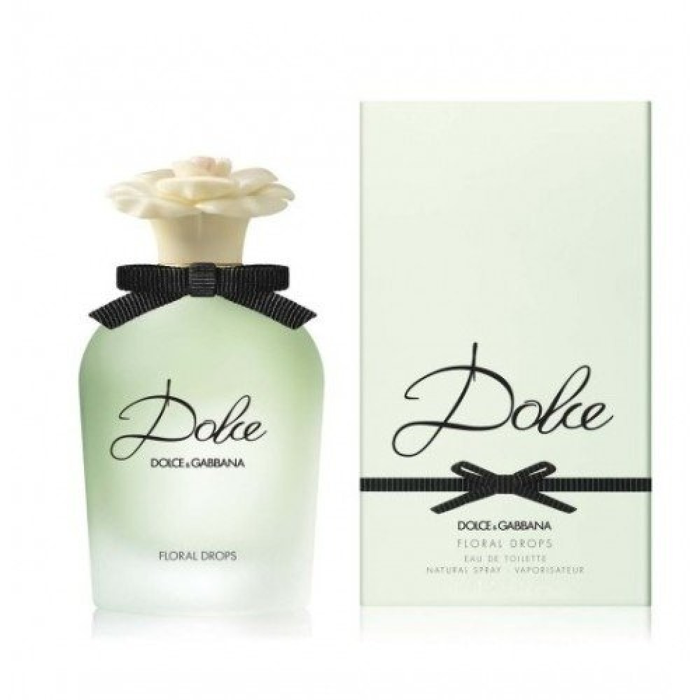 Dolce  Gabbana Dolce Floral Drops Eau de Toilette خبير العطور