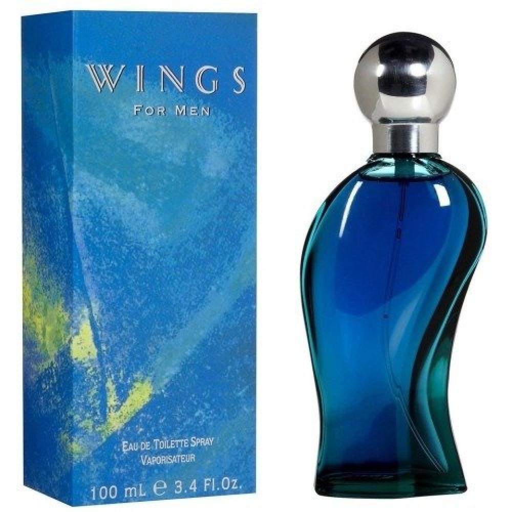 Giorgio Beverly Hills Wings Eau de Toilette 100ml خبير العطور
