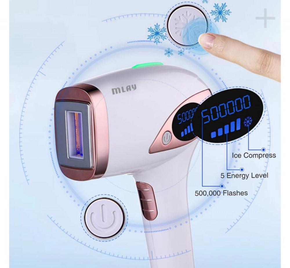 جهاز الليزر لازالة شعر الوجه