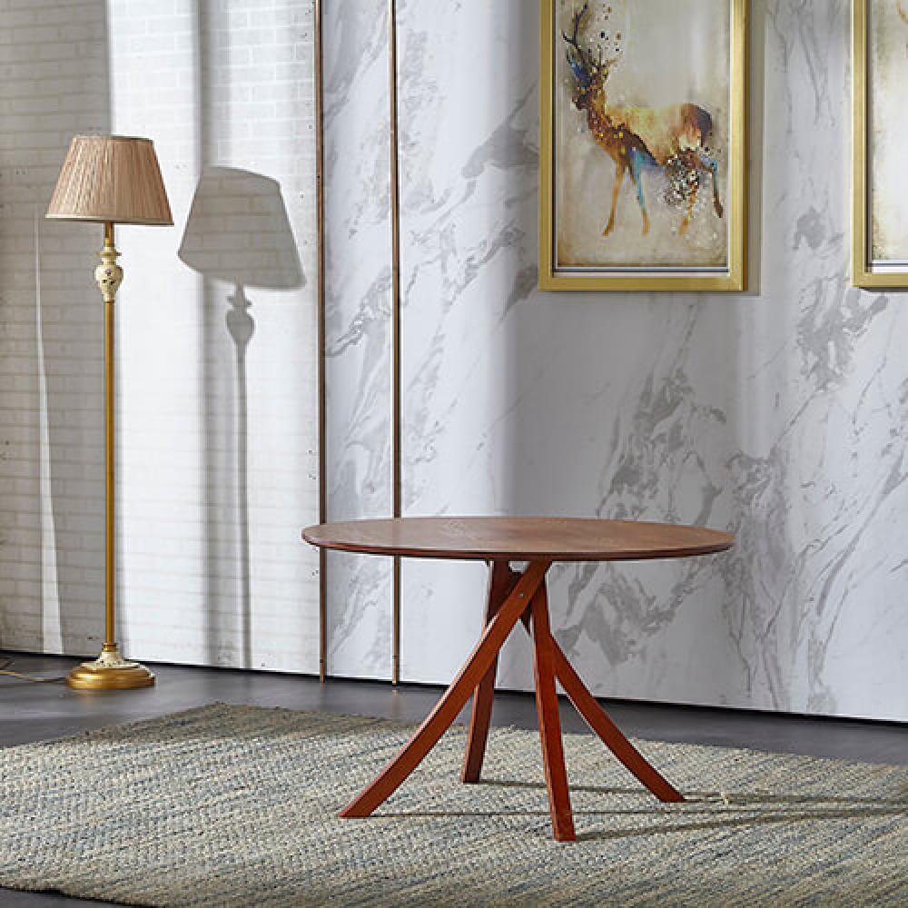 مواسم طاولة قهوة تحفة فنية موديل فلوريدا الخشبية بتصميم أرجلها المميز
