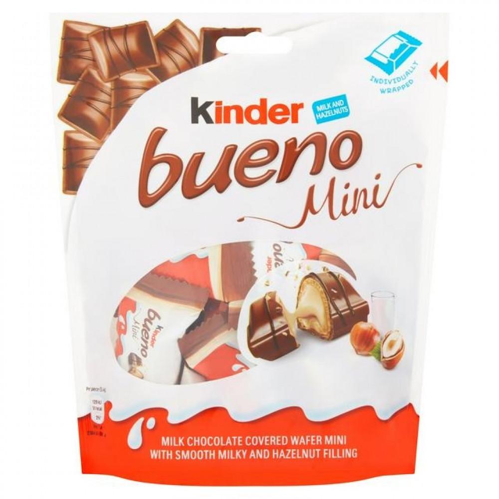شوكولاتة كندر بوينو ميني طاحونة