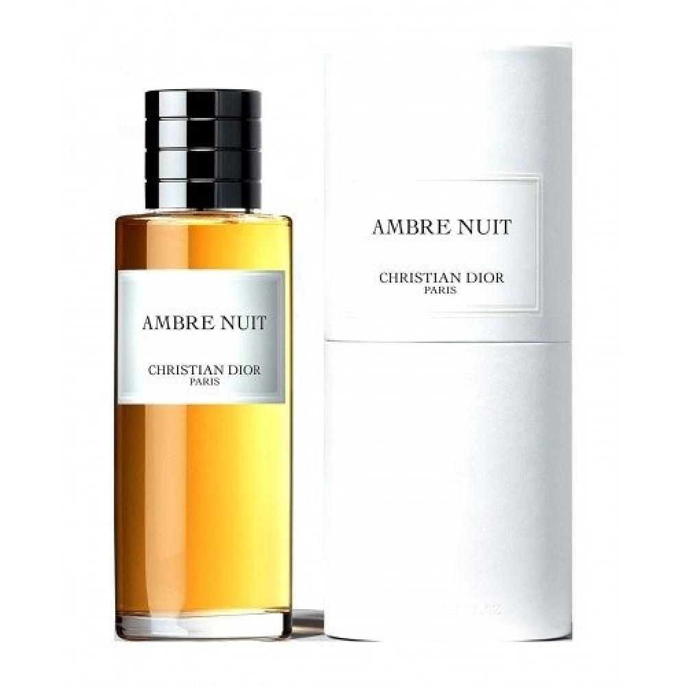Dior Ambre Nuit Eau de Parfum 125ml خبير العطور
