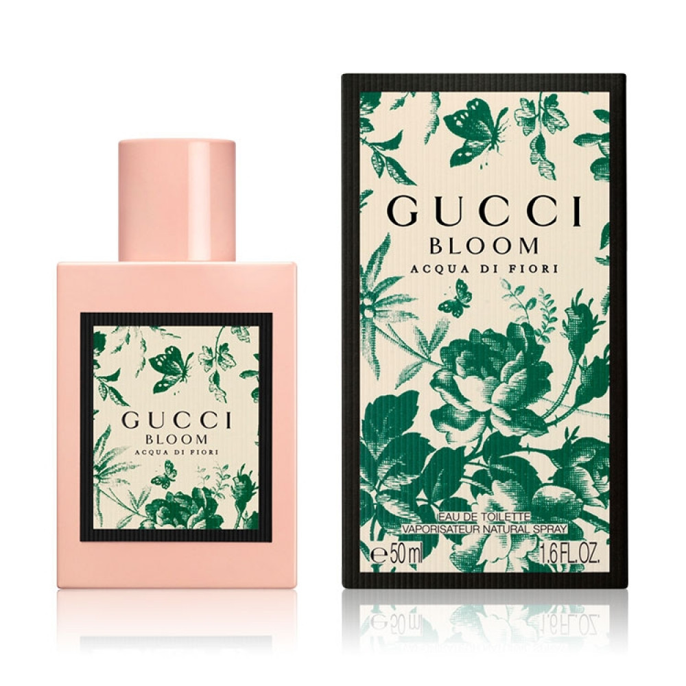 بلوم أكوا دي فيوري من قوتشي Gucci