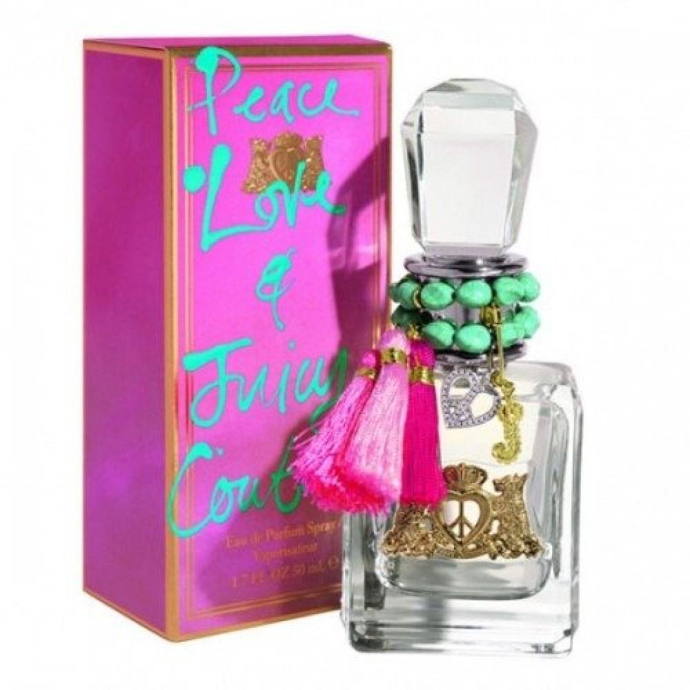 Juicy Couture Peace Love Eau de Parfum 100ml متجر خبير العطور