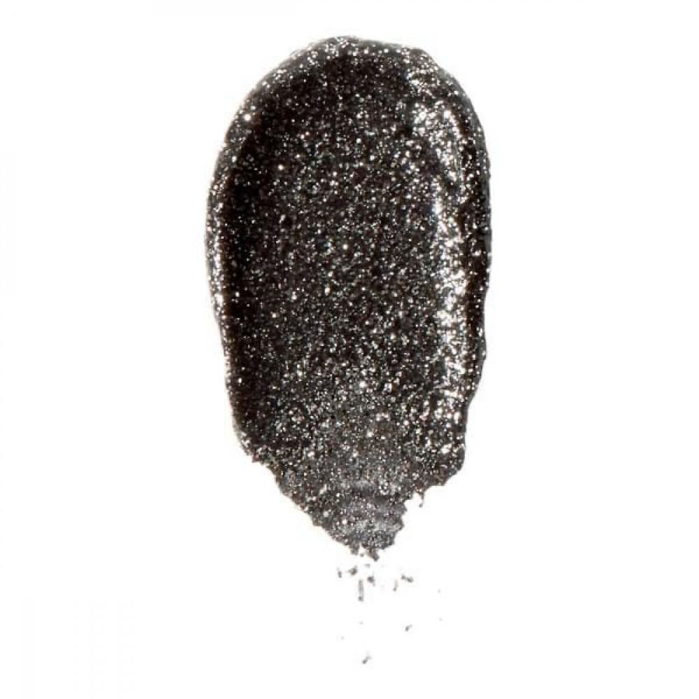 قليتر من الف elf liquid glitter eyeshadow black magic