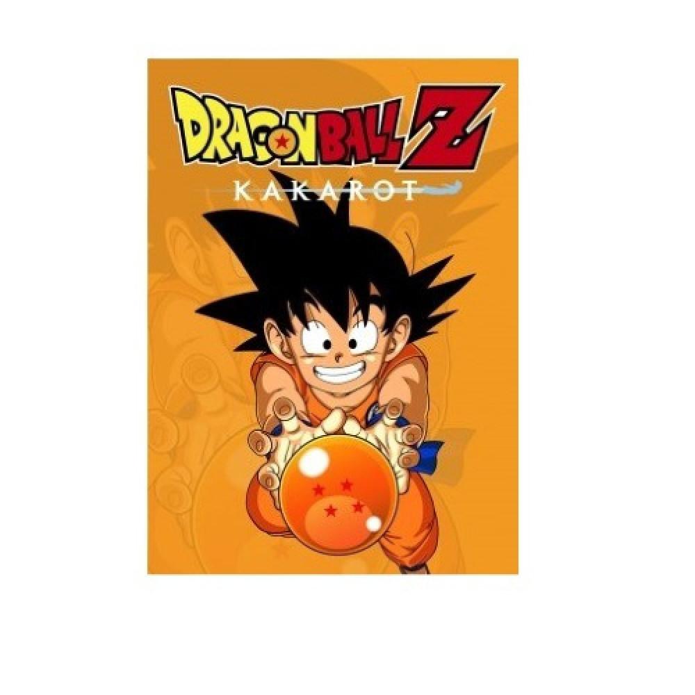 لعبة DRAGON BALL Z KAKAROT على الكمبيوتر